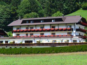 Ferienhotel Sunshine im Sommer