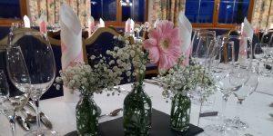 Hochzeitsfeier in unserem Restaurant