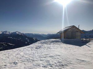 Zettersfeld wartet mit Skitour-Erlebnis auf