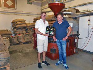 Mocafe Kaffeerösterei aus Lienz