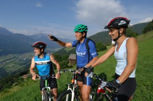 Radfahren in Kärnten am Drauradweg